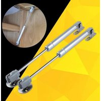 150N Furniture Hinge Kitchen Cabinet Door Lift Pneumatic Support Hydraulic Gas Spring Stay Hold Pneumatic Hardware