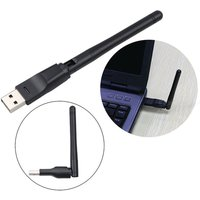 USB 2.0 WiFi Dongles 150Mbps 2.4GHz 802.11b/g/n Wireless Network Adapter With Rotatable Antenna For PC Desktop Laptop