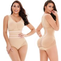 D1624 Sexy Corset for Lifting Belly and Tightening Hip, Body Shaper Beauty Underwear for Women