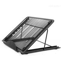 Foldable Laptop IPad Stand Adjustable Computer Holder For Home Office