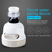Movable Kitchen Faucet Head Adjustable Water-Saving Filtering Faucet Replacement
