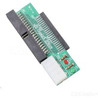44Pin 2.5 Inch IDE To 3.5 Inch IDE 40Pin Interface Hard Drive HDD Converter Adapter For Laptop Desktop PC
