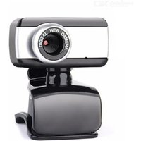 480P HD Zoom Webcam webcam USB interface built-in microphone for PC / laptop / desktop clear and non-stick live streaming