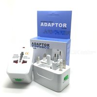 Multi Functional Plug Converter Universal Travel Adapter Global Power Plug Charger Converter All-in-one Charging Adapter
