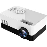 The New S261/J16 Home Projector Mini Mini LED Portable Projector HD 1080P 30,000 Hours Illumination LED Bulbs Video Projector