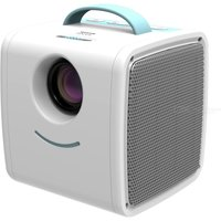 Q2 Mini Home Projector Portable LED Projector HD 1080P Projector For Children Home Cinema 3D Movie Game Player