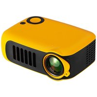 A2000 Household Mini Projector Entertainment Support 1080P Hd Projector Mini Portable Projector