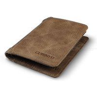 RFID Men Wallet Leather Coin Purse Bag Card Holder Bag