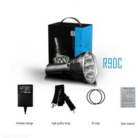 IMALENT R90C Powerful Torch 5 Mode 200-20000LM Waterproof Cree XHP Led Lamp Rechargeable 1679m