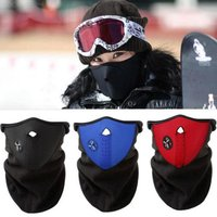 Fashion Unisex Winter Outdoor Hiking Scarves Skiing Motorcycle Riding Windproof Neck Warmer Motor Helmet Parts