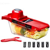 Multi-function Kitchen Shredder Food-grade Vegetables Fruits Slicer Household Kitchen Tools