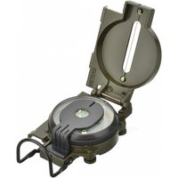 Military Marching Lensatic Compass - Army Green / Black