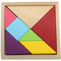 Maikou MK518 8-Piece Jigsaw Puzzle Toy - Mixed Color