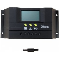 CM3024Z 30A PWM Solar Charge Controller w/ LCD Display
