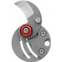 FURA 3CR13 Stainless Steel + D2 Tool Steel Coin Knife