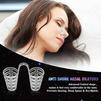 4Pcs Healthy Sleeping Aid Stop Snore Devices