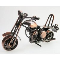 European Style Iron Motorcycle Model for Home Decoration, Creative Gift