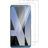 Naxtop Tempered Glass Screen Protector for Huawei Mate 10 Pro - Transparent