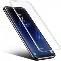 0.1mm Ultra-thin 3D Curved Edge PET Screen Film Guard Protector for Samsung Galaxy S8