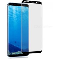 0.1mm Ultra-thin 3D Curved Edge PET Screen Film Guard Protector for Samsung Galaxy S8 Plus