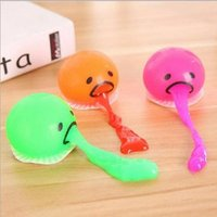 Vomiting Egg Slime Toys Yolk Lazy Brother Squeezed Slime Creative Prank Gifts For Kids Funny Toys Antistress Yellow