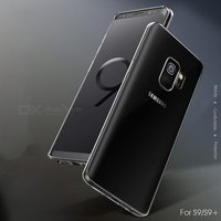 HOCO Transparent TPU Mobile Phone Fitted Cases Dirt-resistant Phone Case For Samsung Galaxy S9 Plus/S9