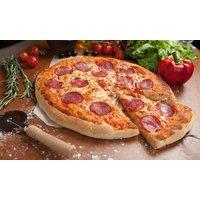 """Große Pizza """"Schaalitos"""""""