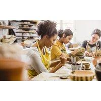 3 Std. Keramik-Workshop und Materialien für 1-4 Pers. bei Keramik- und Töpferkurse Im Atelier
