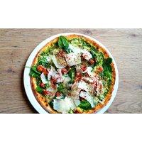 30% Rabatt auf alle Speisen und Getränke à la carte für 2 oder 4 Personen in der Pizzamanufaktur Allermunde