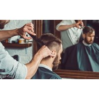 Groupon DE Herren-Haarschnittmit Waschen und Föhnen bei Shara Hama Beauty Wellness (33% sparen*)
