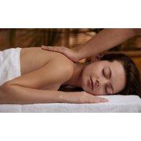 60 Min. Ganzkörper-Massage in der Praxis für Naturheilkunde und Massage