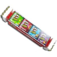 One, Two or Four Pringles Christmas Crackers