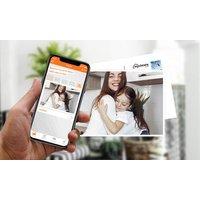 1 bis 5 Postkarten mit eigenen Fotos vom Smartphone inkl. Porto per Postando App verschicken (30% sparen*)