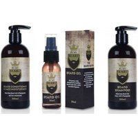 My Beard Care Shampoo, Oil and Conditioner and Face Moisturiser