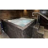 Spa Day Pass with Glass of Prosecco and gift voucher at Best Western Dover Marina Hotel and Spa
