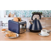 Salter 1.7L Pyramid Kettle, Two-Slice Toaster or Both