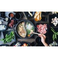 Chinesischer Hot Pot (All-you-can-eat) für 2 oder 4 Personen bei Lucky Food (24% sparen*)