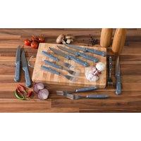 12- oder 24-teiliges Salter Steakmesser und Gabeln Set