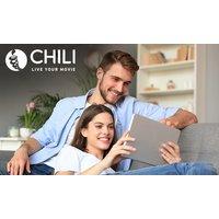 Geschenkkarte im Wert von 5 € anrechenbar auf das Ausleihen aller Filme der Special Selection auf CHILI