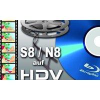 Digitalisierung von Schmalfilmen in HD
