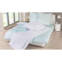 Schlafwohl 10-tlg. Bettwäsche-Set: 2 Decken und 2 Kopfkissen mit der der passenden Bettwäsche und 2 Spannbetttücher