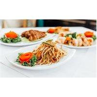Asiatisches 3-Gänge-Menü für 2 oder 4 Personen im China Restaurant Tai Pai