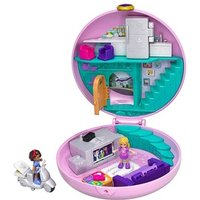 Polly Pocket Pyjama-Party Spielhaus im Donut-Design