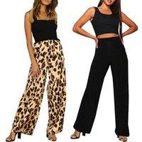 Damen-Hose mit hoher Taille