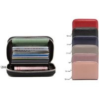 1x oder 2x Damen-Brieftasche mit RFID-Schutz