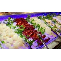 Asiatisches All-You-Can-Eat-Buffet mit BBQ und Getränke für bis zu 6 Personen bei Kicho Heidelberg (20% sparen*)