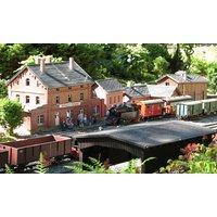 Ticket für 1 Erwachsenen u. 1 Kind, 2 Erwachsene oder Familie für den Miniaturpark Klein Erzgebirge