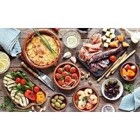 Tapas All-you-can-eat für 2 oder 4 Personen bei XIV Heilige (bis zu 35% sparen*)