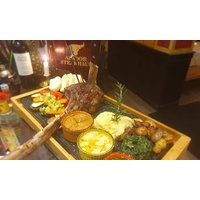 Groupon DE Tomahawk-Menü in 3 Gängen für 2 oder 4 Personen bei Steakhaus Asador (49% sparen*)