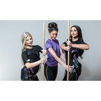 3 oder 5 EMS-Trainingseinheiten und Körperanalyse, Sportbekleidung und Getränken im Slim-Gym Club